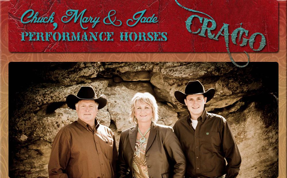 Crago Performance Horses Logo